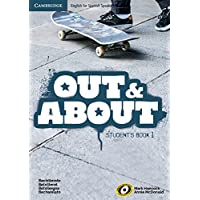 Out and About Level 1 Student's Book with Common Mistakes at Bachillerato Booklet - 9788490368015