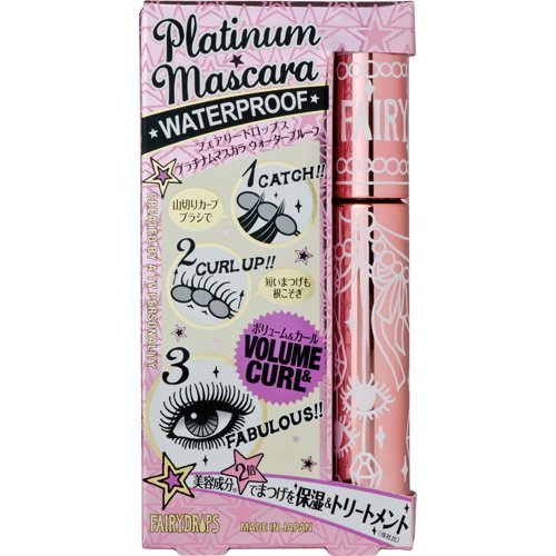 FAIRYDROPS Platinum Mascara Waterproof T2 by FAIRYDROPS (Image #1)