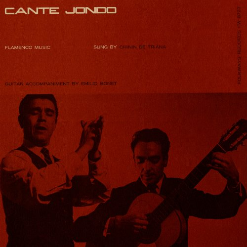 Chinin De Triana Cante Jondo Flamenco Music