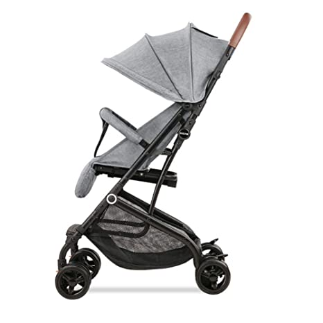 HSDDA Carro de bebé Ligero Carrito de bebé Cochecito de Paseo, Ligero Mini Ultra Pequeño