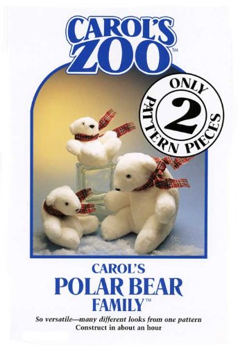 Patterns-Carol's Zoo - Polar Bear - Zoo Carols