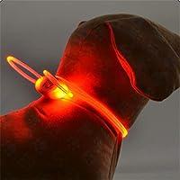 Zezego Collar De Seguridad Para Perros LED -