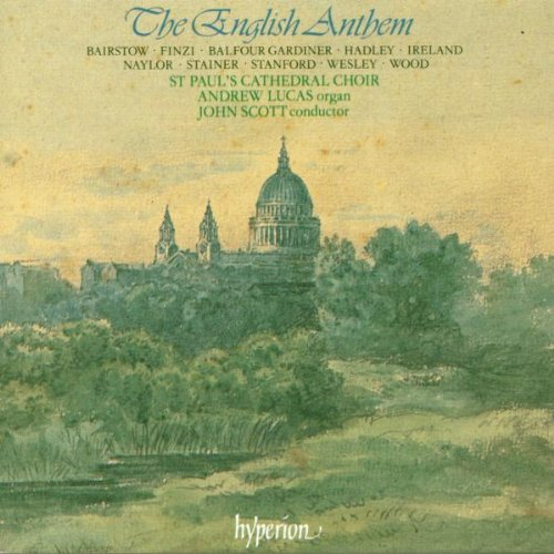 The English Anthem, Vol. 1 by Hyperion UK