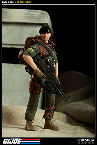 Sideshow Collectibles - G.I. Joe figurine Rock 'n' Roll 30 cm