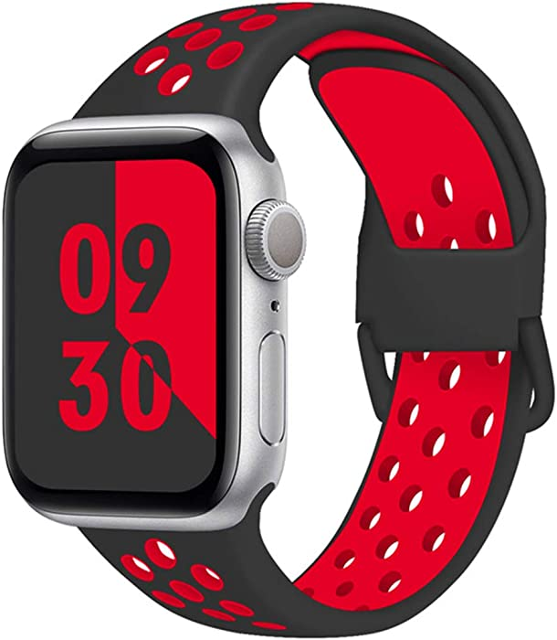 Top 10 Red Nike Apple Watch Band 38Mm Iwatuty