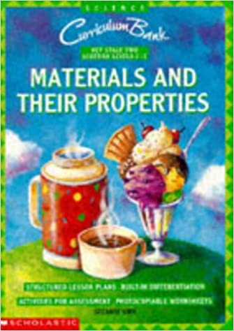 Materials and Their Properties KS2 (Curriculum Bank): Suzanne Kirk ...