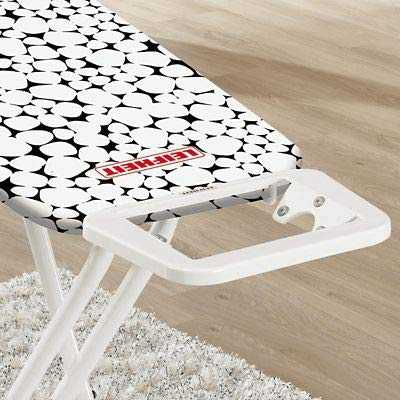 Leifheit Airboard Adjustable Height Compact Ironing Board with Cover
