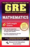 img - for GRE Mathematics (GRE Test Preparation) book / textbook / text book