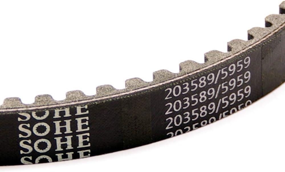 Belts 30 Series Torque Converter Belt Go Kart Drive Belt Replaces ...