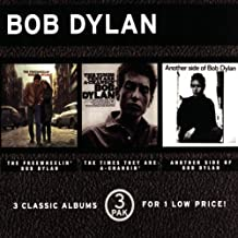 The Freewheelin' Bob Dylan/The Times They Are A-Changin/Another Side Of Bob Dylan