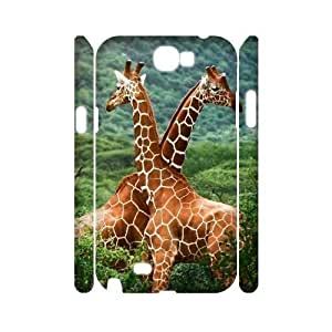 Hu Xiao Custom 3D Samsung Galaxy S6 with Giraffe at SHSHU RrpzkZKrCf0