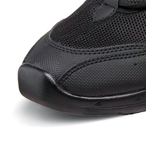 SKAZZ P22 M Tutto schwarz Schuh Tanz für Turnschuhe p-Sole für Tanz Erwachsene Kinder 4a0a74