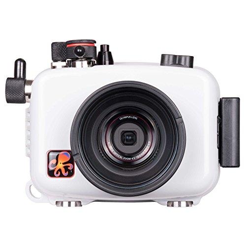Olympus Camera With Underwater Housing - 7
