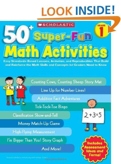 Scholastic Teacher Resource Books for First Grade: Amazon.com