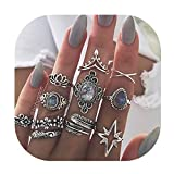Rings With Rhinestones
