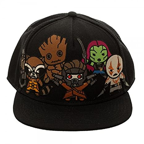 998a5a70b76 Amazon.com  BIOWORLD Marvel Comics Kawaii Guardians of the Galaxy ...