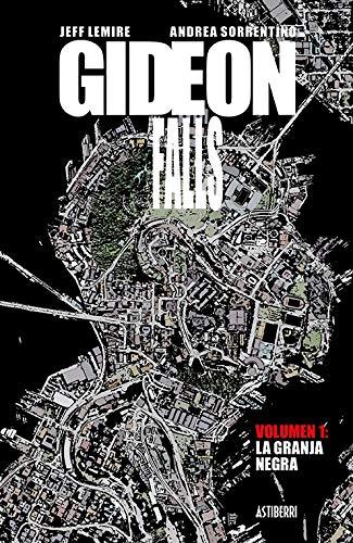 Gideon Falls 1. El granero negro (Sillón Orejero) por Jeff Lemire,Andrea Sorrentino,García Fernández, Santiago
