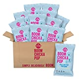 Angie?s BOOMCHICKAPOP Real Butter Popcorn, 4.4 Ounce Bag (Pack of 12 Bags)