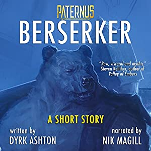Paternus: Berserker Audiobook