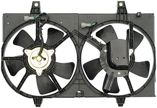 Dorman 620-416 Radiator Fan (New Radiator Fan Assembly)