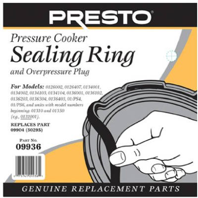 09936 Pressure Cooker Sealing Ring - 3