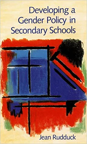 Book Developing a Gender Policy in Secondary Schools: Individuals and Institutions