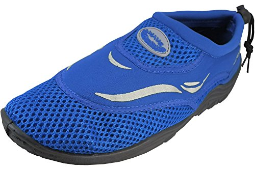 Yoga Exercise Water Shoes(Blue) - 1