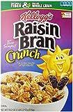 Kellogg's Raisin Bran Raisin Bran Crunch Cereal - 18.2 oz