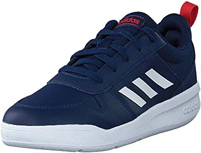 adidas Performance Tensaur K Trainers Child Blue/White Low Top Trainers Shoes