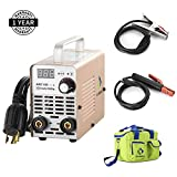 ARC Welder - ARC WELDER ARC120 DC Stick 220V MMA Inverter Welding Machine Mini Portable Style 2.5mm Rod Stick Welder with Accessaries Earth Clamp Electrode and Toolbag