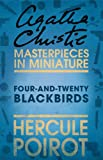Front cover for the book Four and twenty blackbirds by Agatha Christie