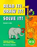 Read It! Draw It! Solve It! Animal Book, Elizabeth D. Miller, 1572324376