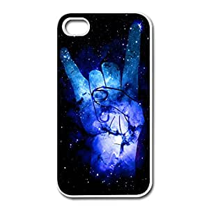 Rock Universe Funny IPhone 4 4S Case Skin - Custom Love IPhone 4 4S Case For Birthday Gift