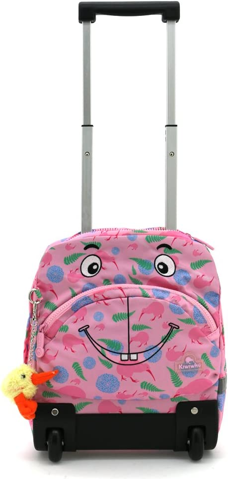 Kiwiwho Kiwiwho8012-P501 Small Backpack on Wheel