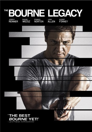 The Bourne Legacy - Player Dvd Legacy