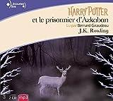 Harry Potter et le prisonnier d' Azkaban, 2 MP3-CDs  Harry Potter und der Gefangene von Askaban, 2 MP3-CDs, französische Version  Pt 3