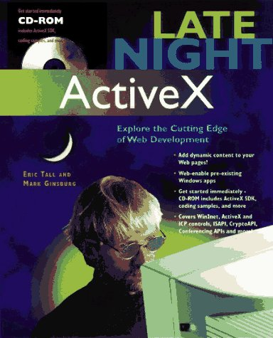 Late Night Activex by Brand: Ziff Davis Pr