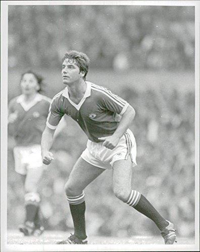 Mellowed photo of Martin Buchan, Manchester United