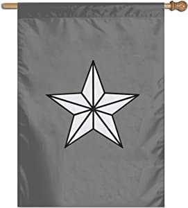 N/ Coast Guard Rank O-7 Rear Admiral Lower Half Polyester Flag Banner One Size