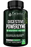 Digestive PowerZyme- Advanced Digestive Enzyme Supplements-18 Potent Enzymes Including Bromelain, Amylase, and Lactase to Relieve Indigestion, Gas, Bloating, Even Dairy and Gluten Issues! For Sale