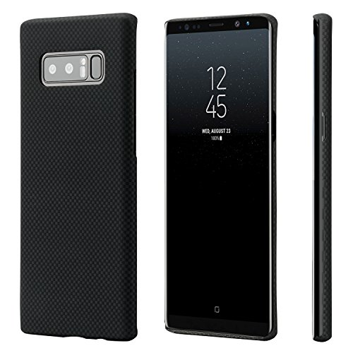 Pitaka Galaxy Note 8 Case, PITAKA Magcase Aramid Fiber[Real