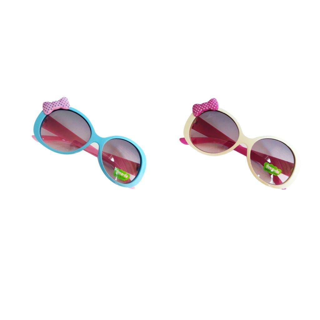 d721c612b9 Baoblaze 2pcs Gafas de Sol Anteojos de Moda de Bebés Juguetes de Primera  Infancia Juegos de Mesa: Amazon.es: Juguetes y juegos