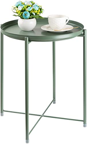 CERBIOR Tray End Table