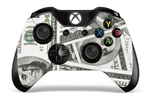 Designer Skin Sticker for the Xbox One Wireless Controller Decal- - Big Ballin