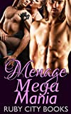 Bargain eBook - THREESOME  Menage Mega Mania  MMF Erotica