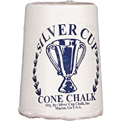 Silver Cup Billiard/Pool Cone Chalk