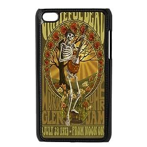 Ipod Touch 4 Phone Case Grateful Dead cC-C30266
