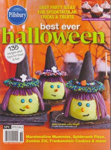 Pillsbury Best Ever Halloween Magazine Volume 23 Number 3 2013 ()