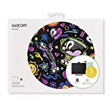 Wacom CTL6100WLE0 Drawing Tablet with 3 Free Creative Software Downloads, Corel Painter Essentials, Medium, Pistachio