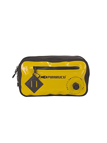 (ピラルク)PIRARUCUGP-005ウエストバッグイエロー防水バッグ